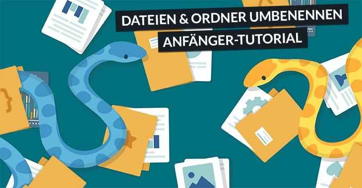 Dateien-Ordner-umbenennen-Python-Tutorial