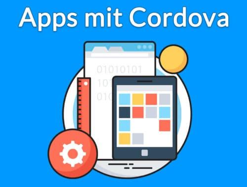 Apps programmieren Cordova