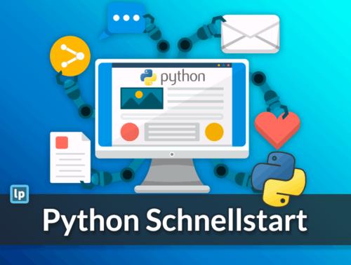 Python Kurs für Anfänger