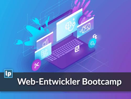 Webentwickler-Bootcamp Online-Kurs