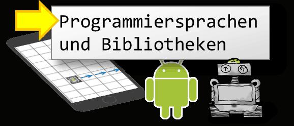 Programmiersprachen und Bibliotheken am Beispiel App Programmierung
