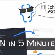 tutorial json in 5 minuten