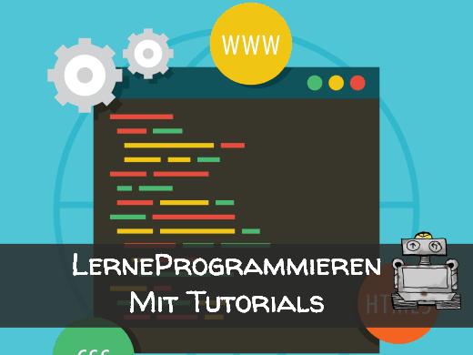 lerneProgrammieren Tutorials zum Programmieren lernen